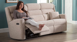 Celebrity Somersby 3 Seater Power Recliner Sofa