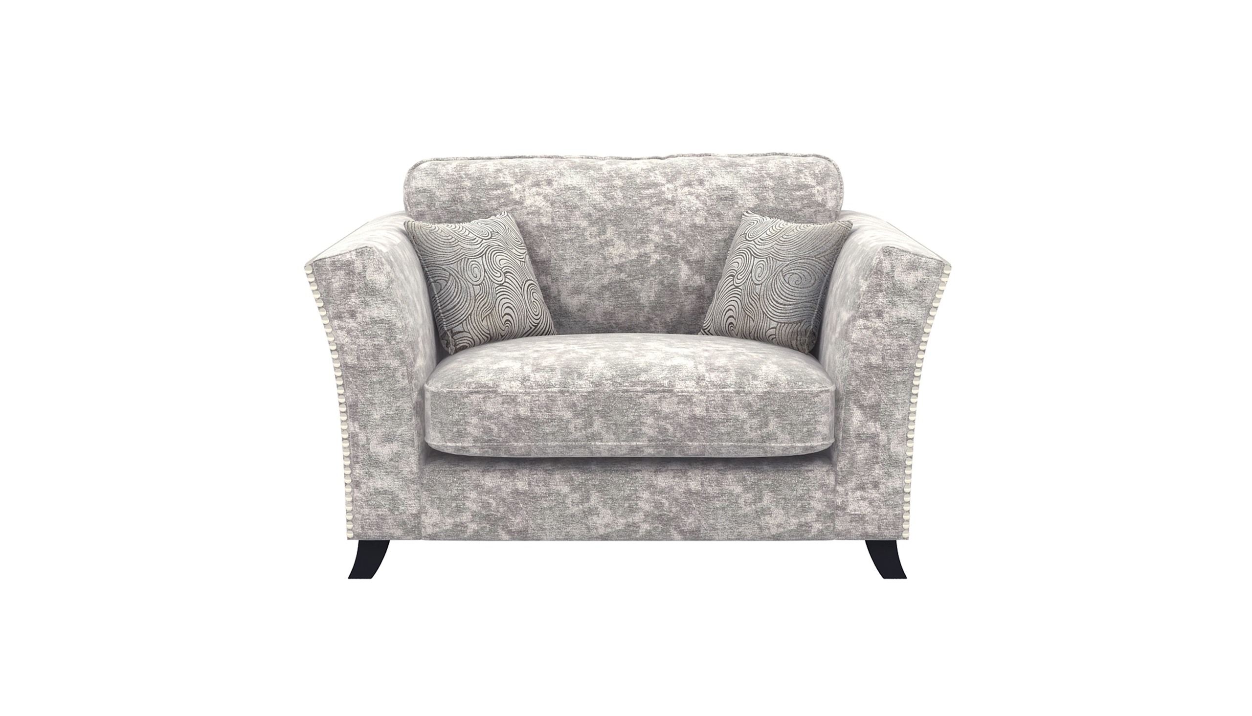 Rendezvous Standard Back Cuddler Chair