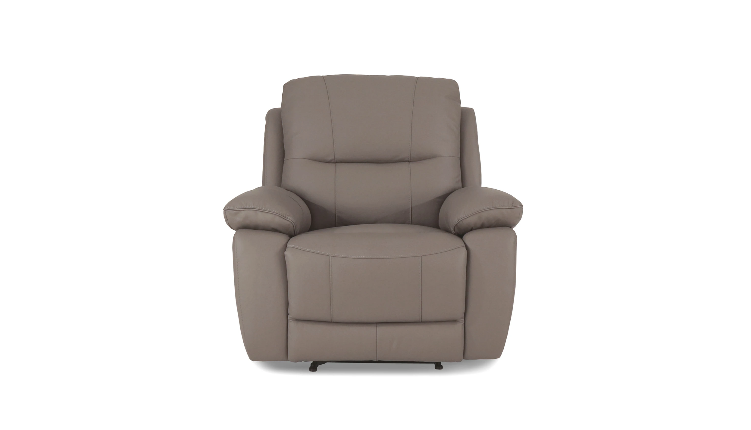 Tivoli Power Recliner Chair in Light Grey