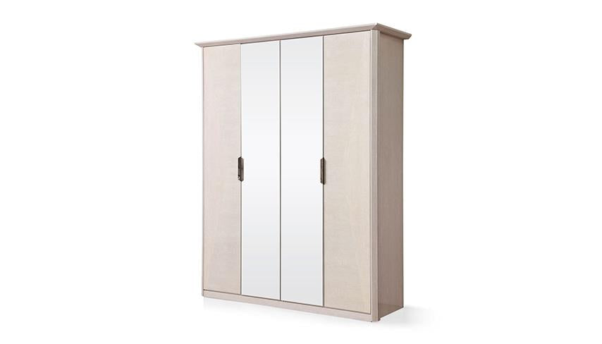 Chloe 4 Door Wardrobe
