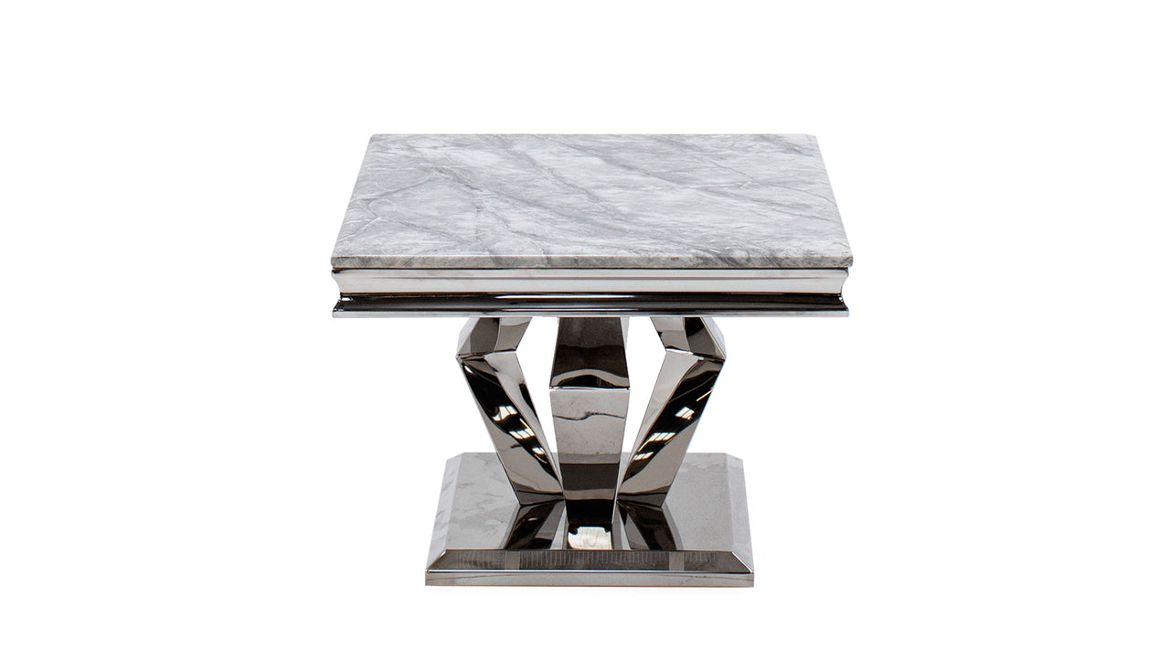 Amour Marble Side Table
