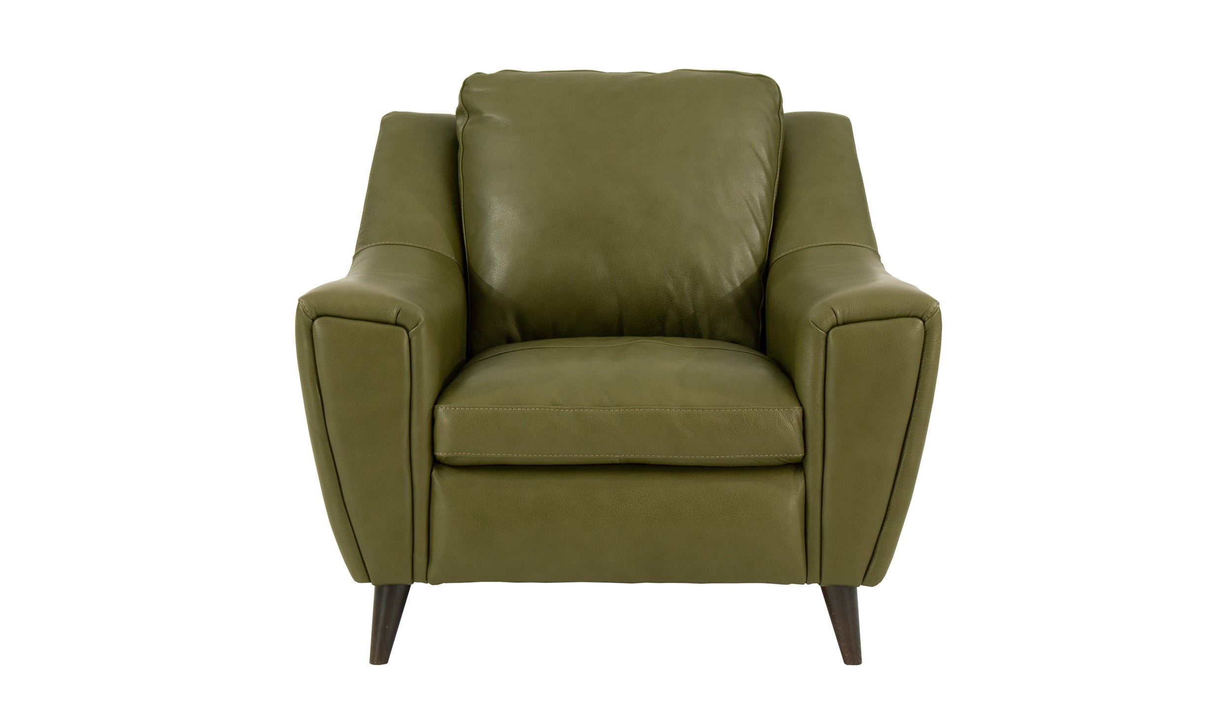 Betty Armchair in Leather - AHF Furniture & Carpets