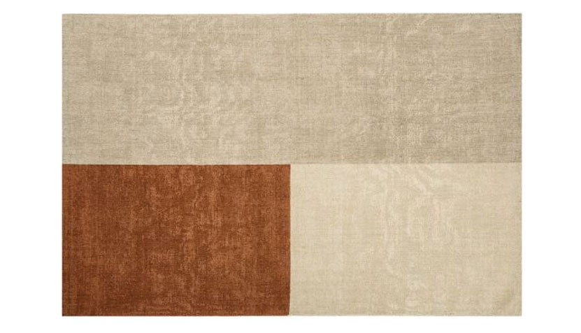 Blox Copper Rug - AHF Furniture & Carpets