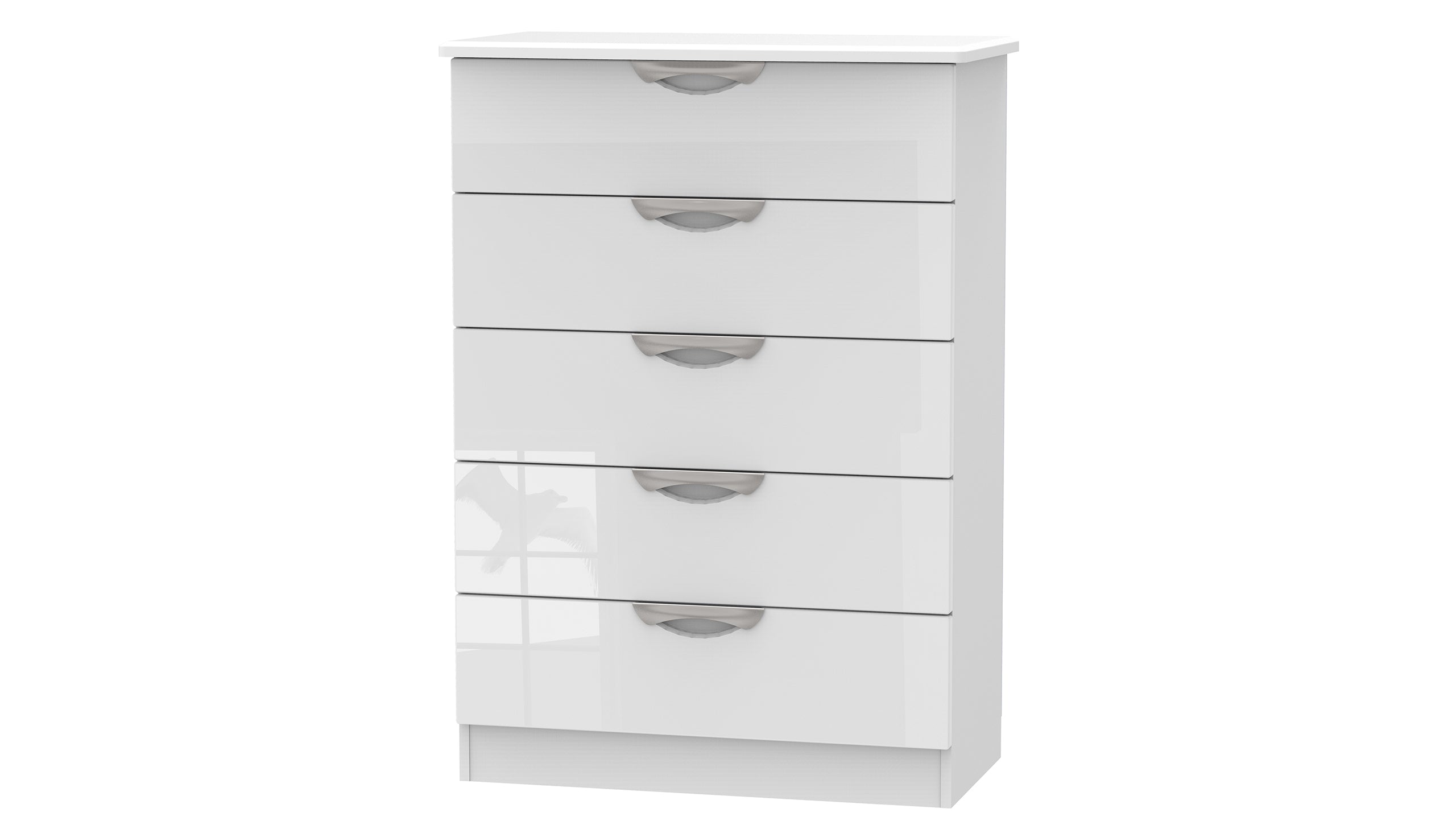 Moda 5 Drawer Chest - AHF Furniture & Carpets