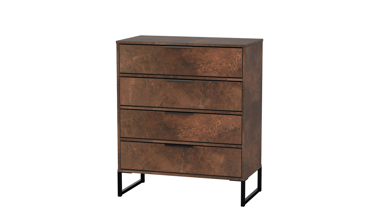 Astra 4 Drawer Chest