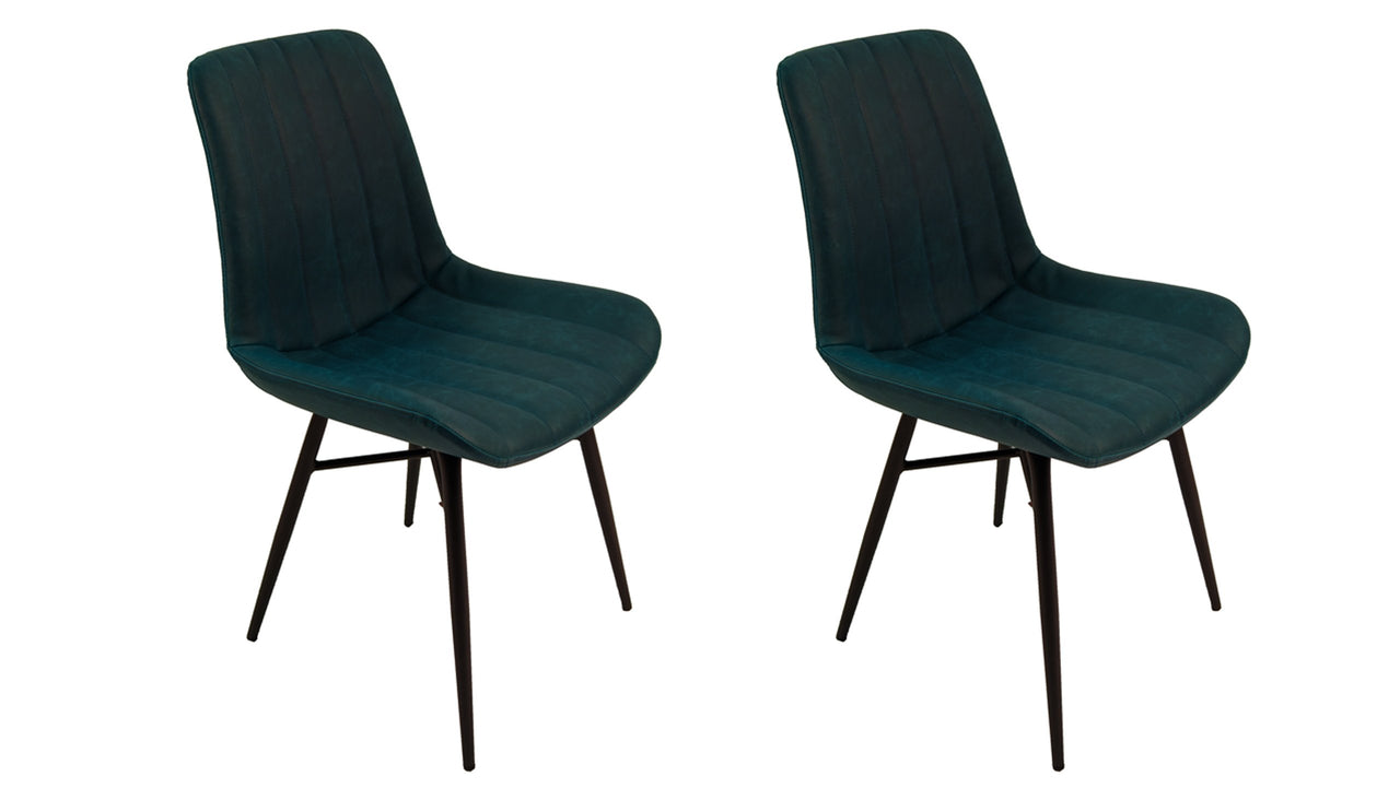 Pair of Croft Dining Chairs