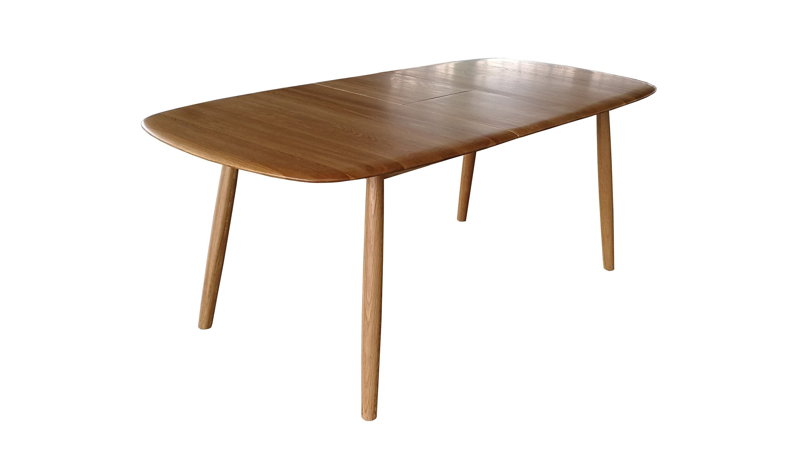 Copenhagen Oval Extending Dining Table - AHF Furniture & Carpets