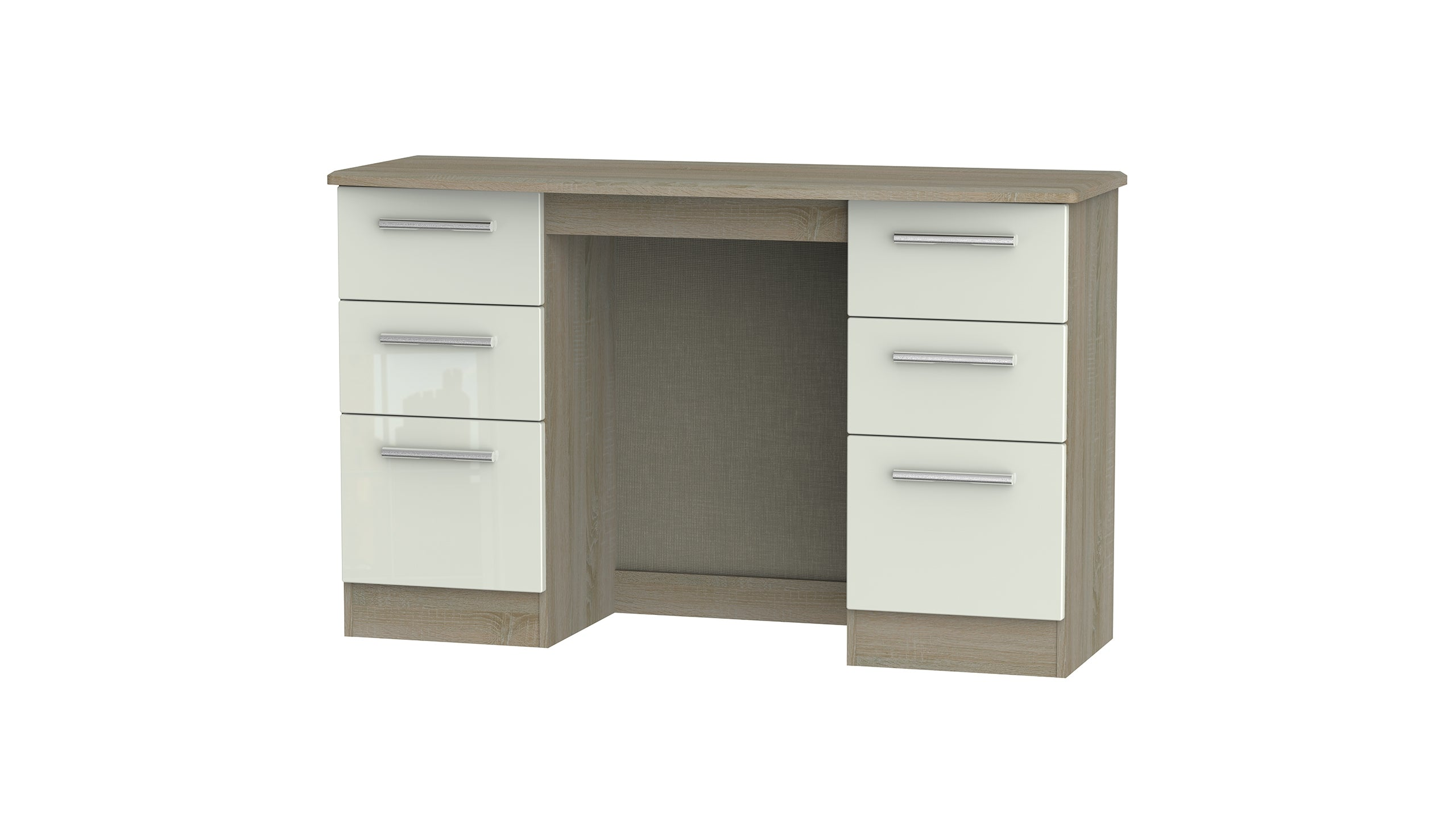 Burnham 6 drawer dressing table - AHF Furniture & Carpets
