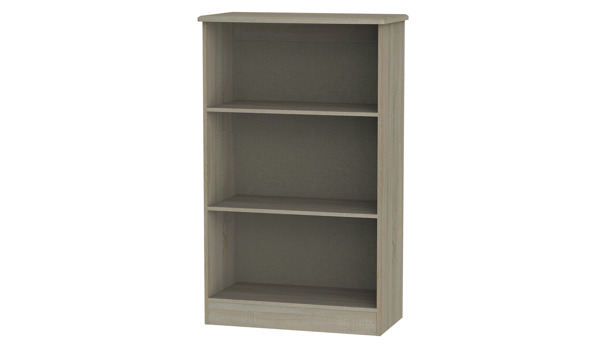 Burnham bookcase - AHF Furniture & Carpets
