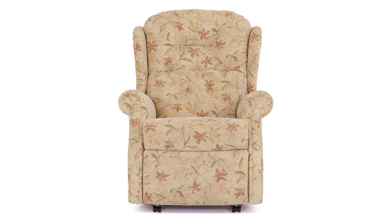 Celebrity Woburn Recliner Chair with latch - AHF Furniture & Carpets