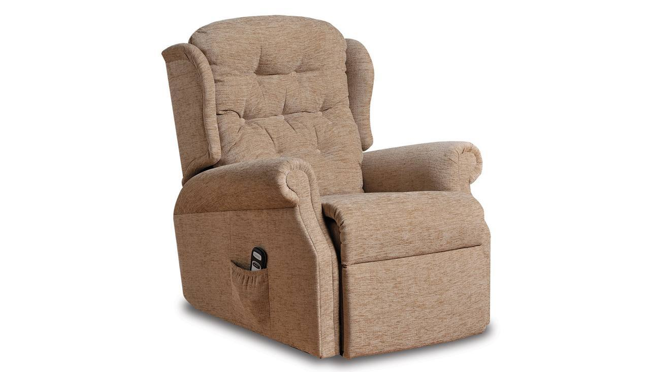 Celebrity Woburn Dual Motor Lift and Tilt Armchair - AHF Furniture & Carpets