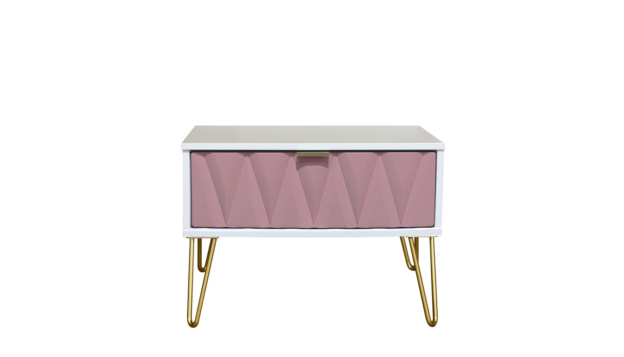 Luna 1 Drawer Midi Chest