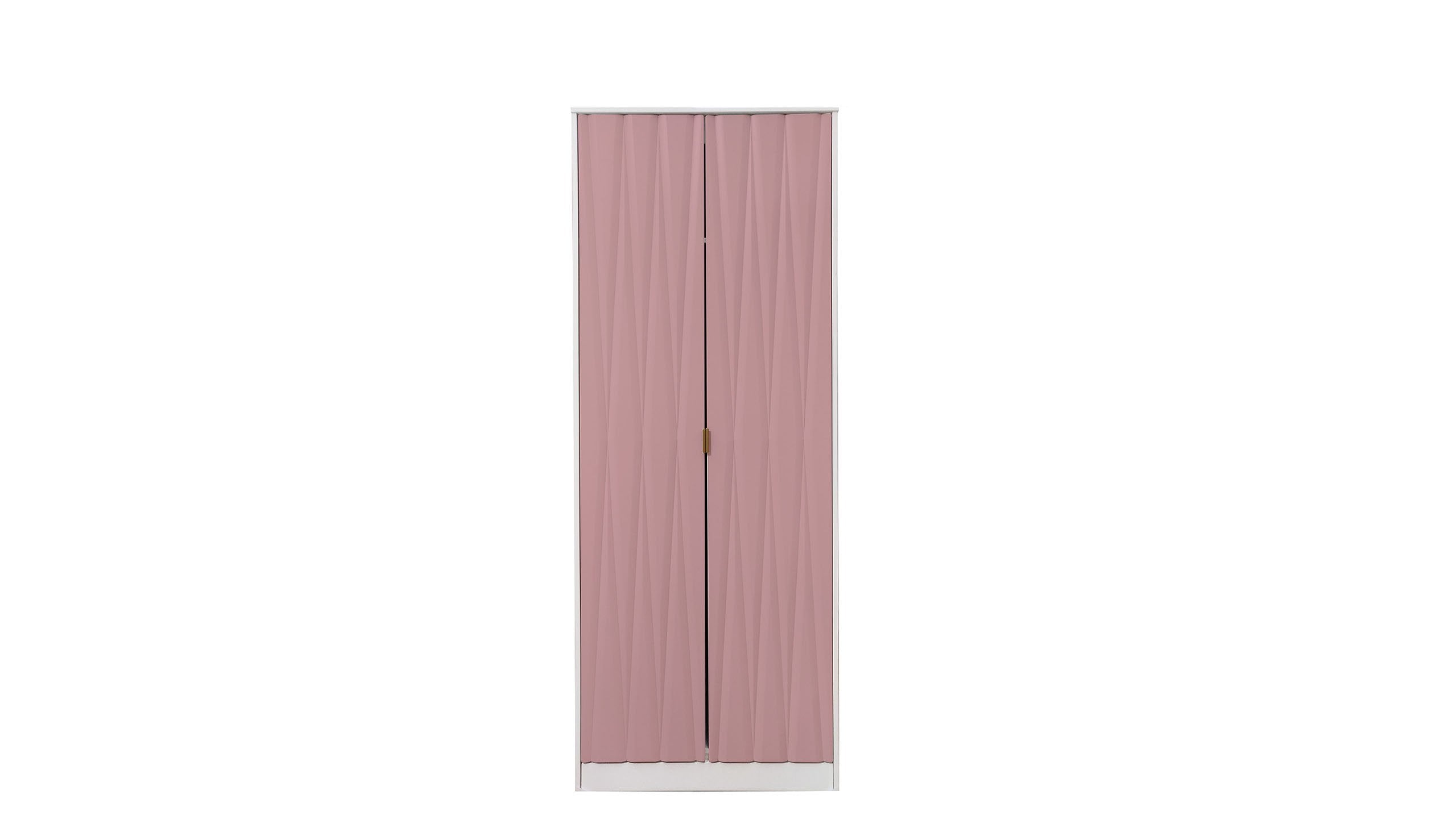 Luna 2 Door Wardrobe