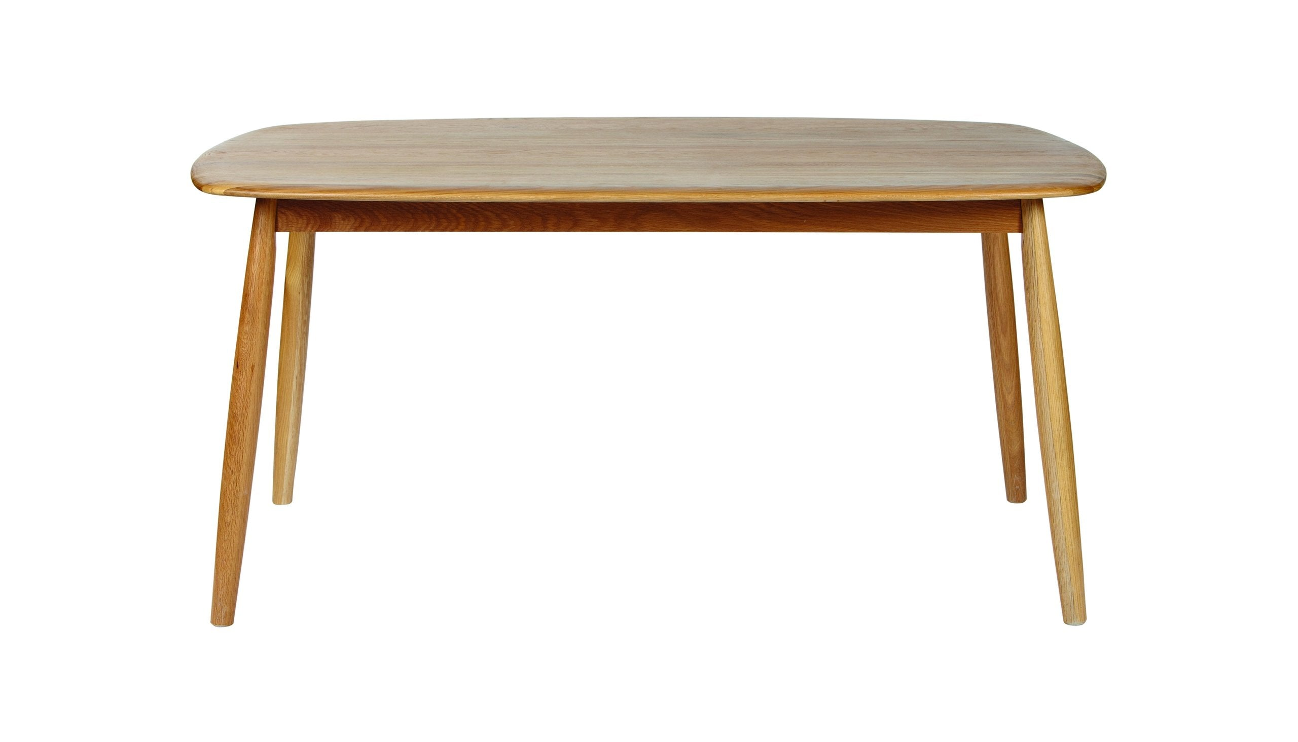 Copenhagen Oval Dining Table - AHF Furniture & Carpets