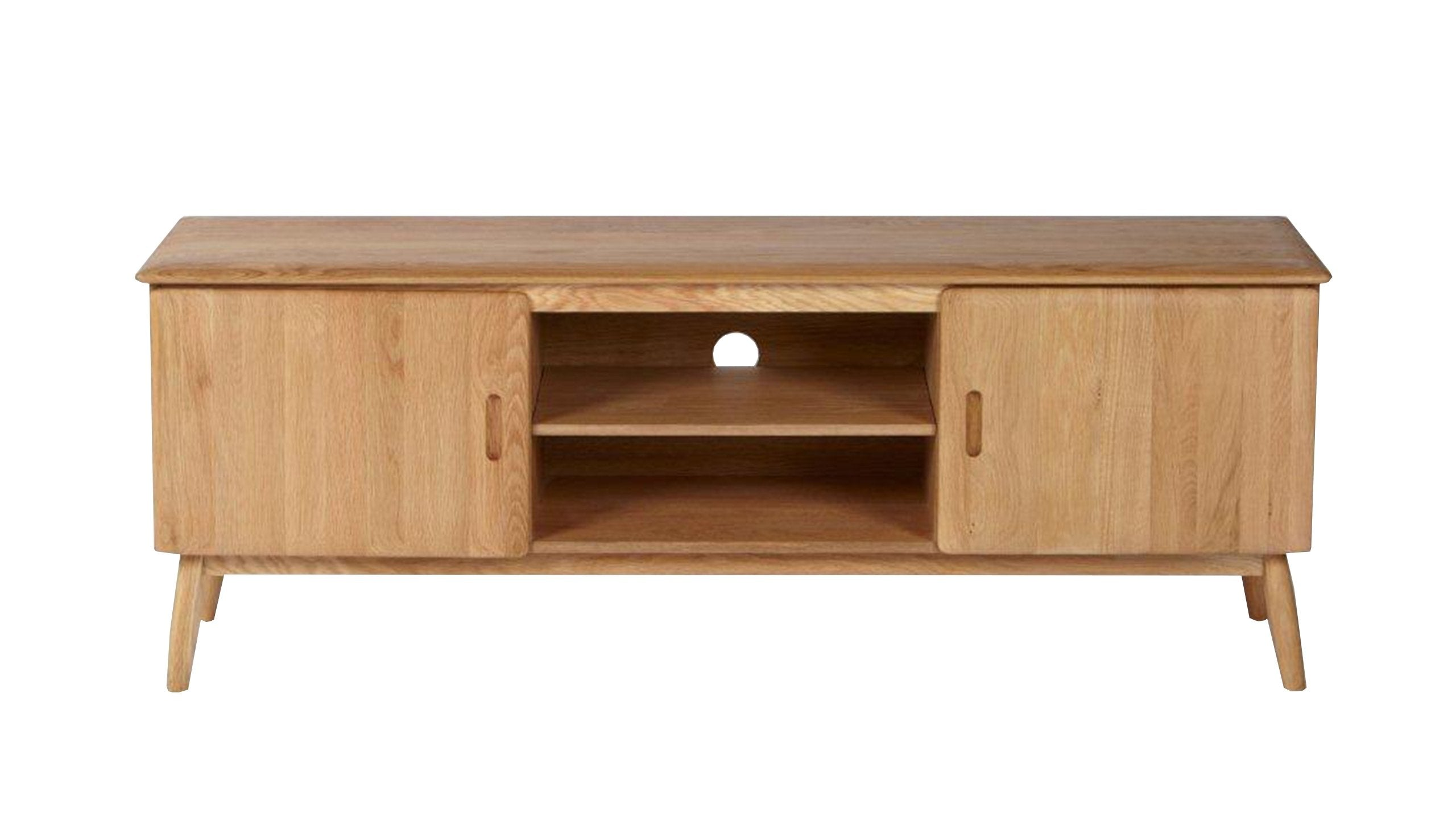 Copenhagen 2 Door TV Unit - AHF Furniture & Carpets