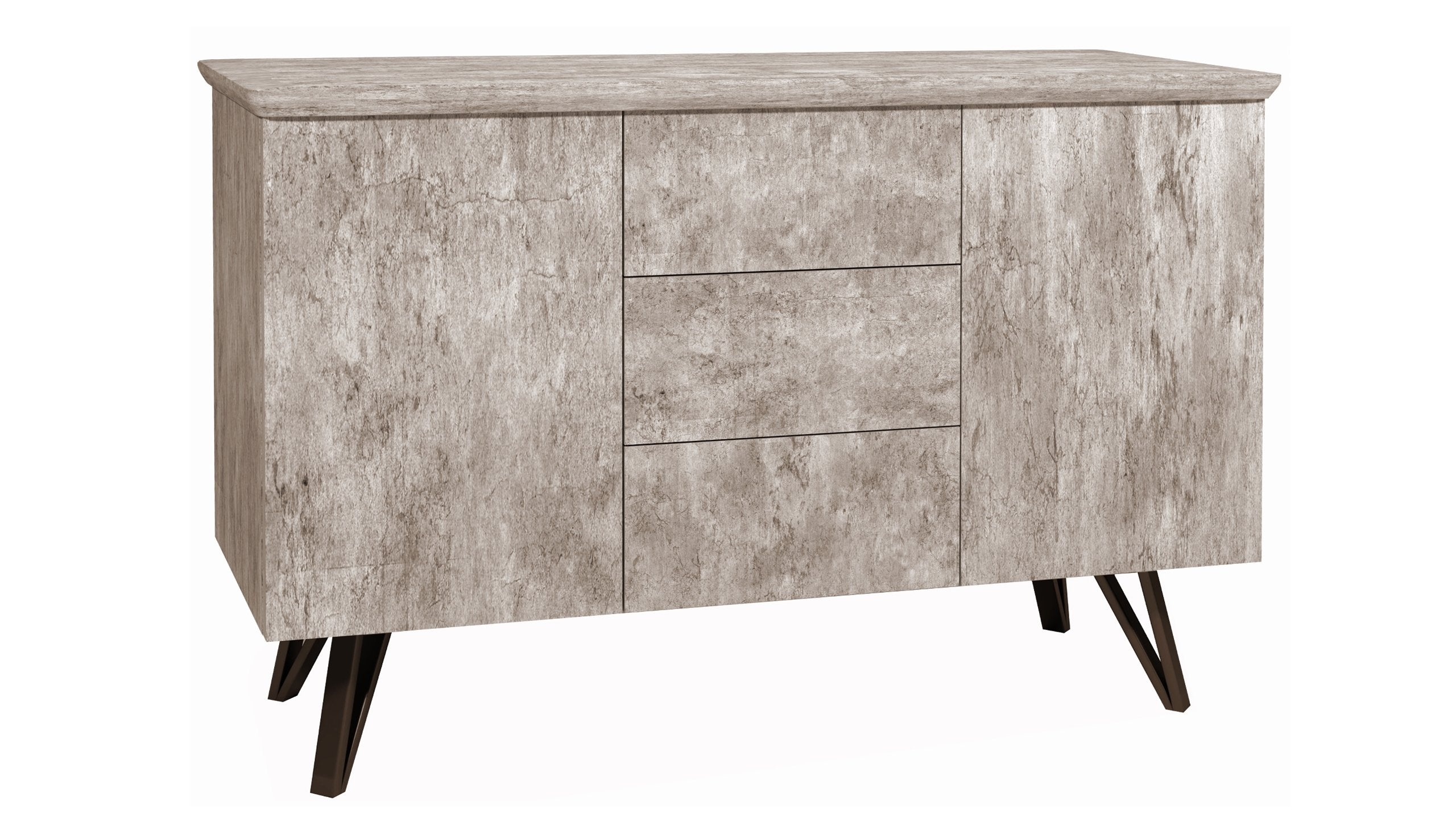 Metro Large Sideboard - AHF Furniture & Carpets