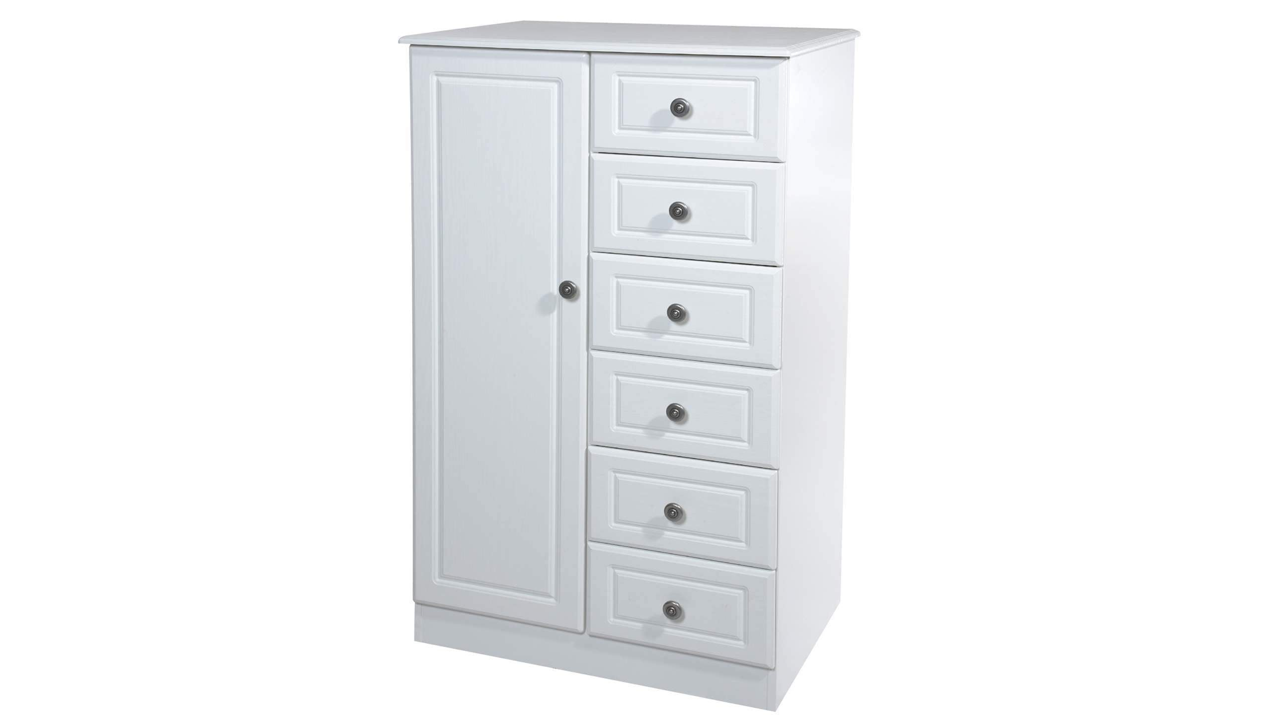 Pembroke Small Double Wardrobe - AHF Furniture & Carpets
