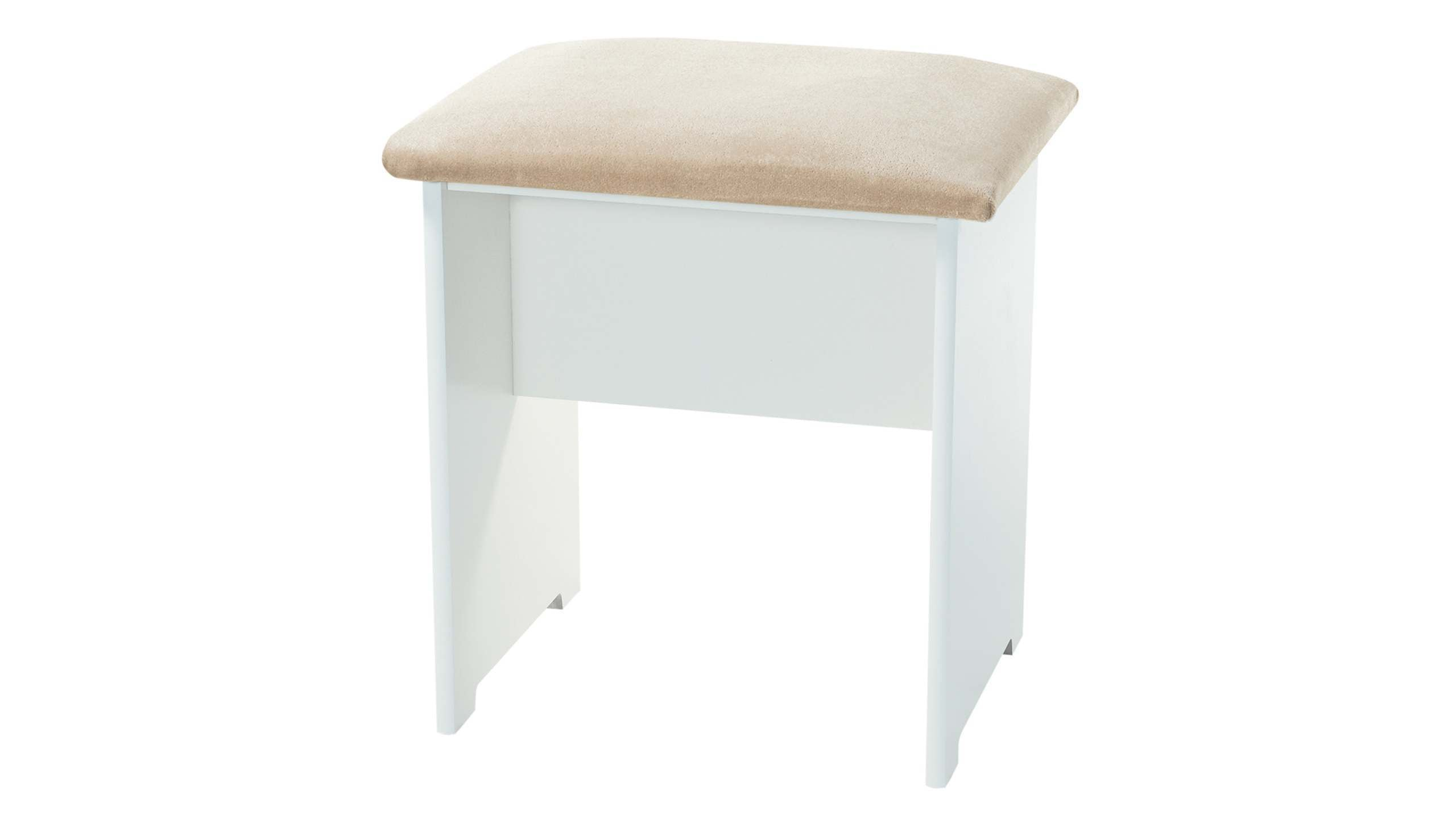 Pembroke Dressing Stool - AHF Furniture & Carpets