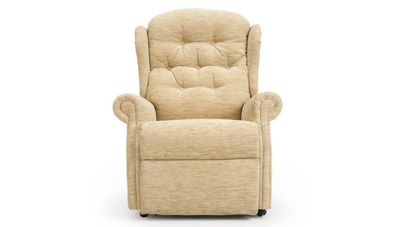 Celebrity Woburn single motor Power Recliner Chair with remote - AHF Furniture & Carpets