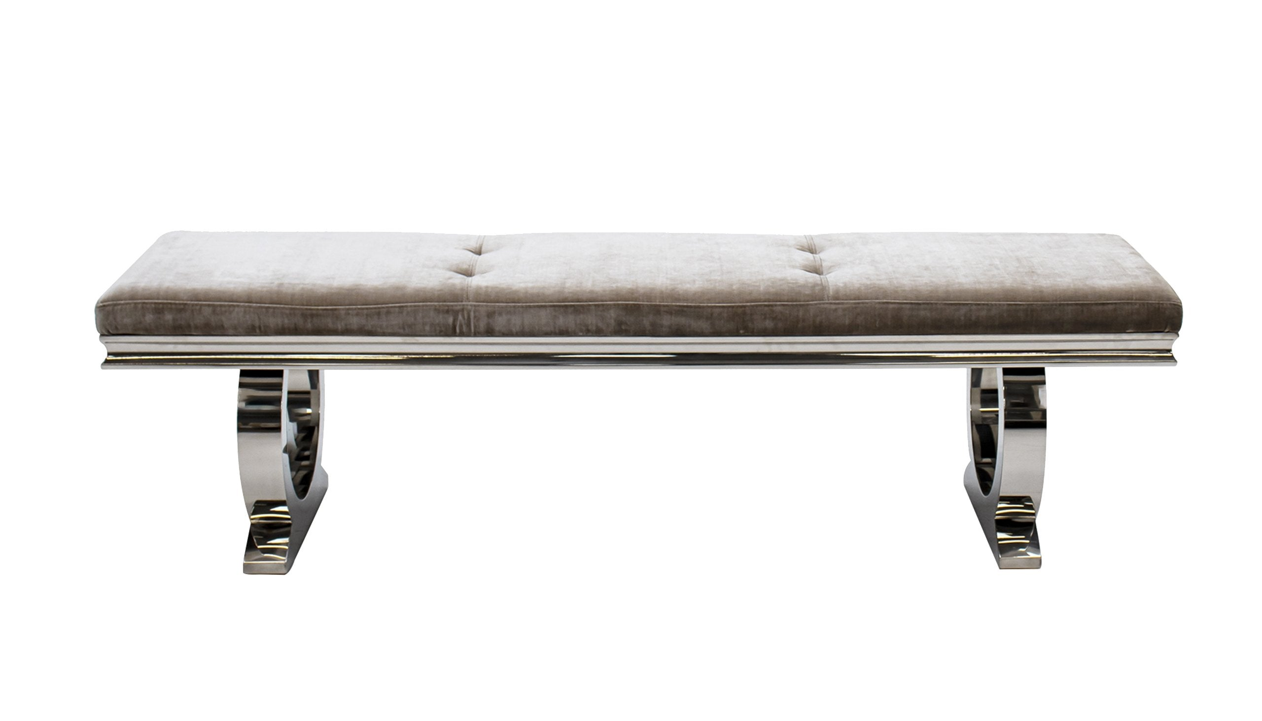 Romance Upholstered Bench - AHF Furniture & Carpets