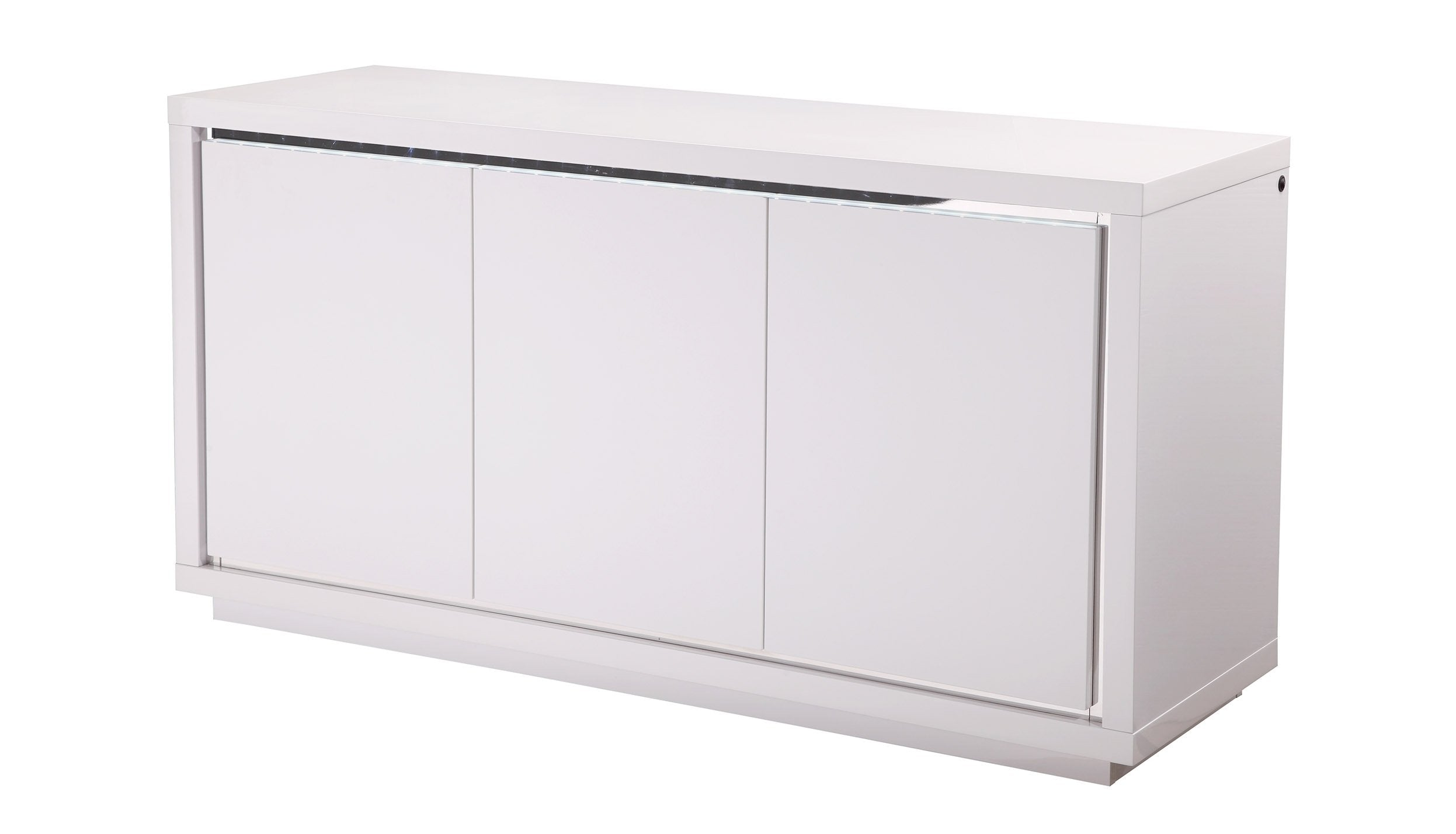 Kyoto White Large Sideboard - AHF Furniture & Carpets
