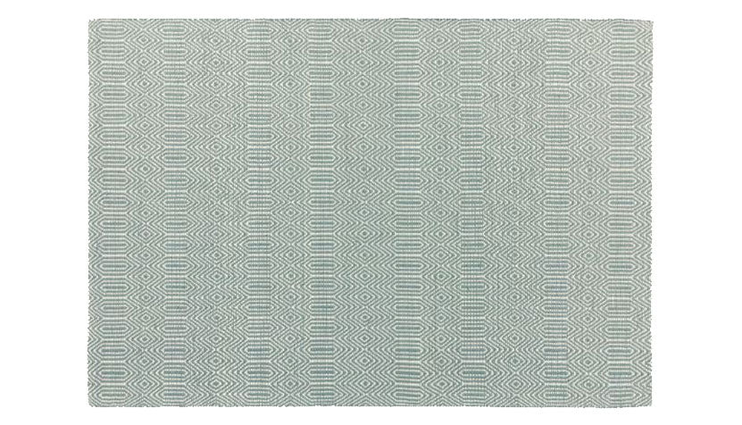 Sloan Duck Egg Rug - AHF Furniture & Carpets