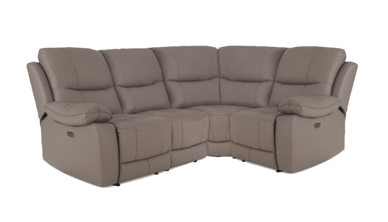 Tivoli Left Hand Facing 2 Corner 1 Manual Recliner Corner Group