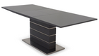 Tokyo Extending Dining Table in Grey - AHF Furniture & Carpets