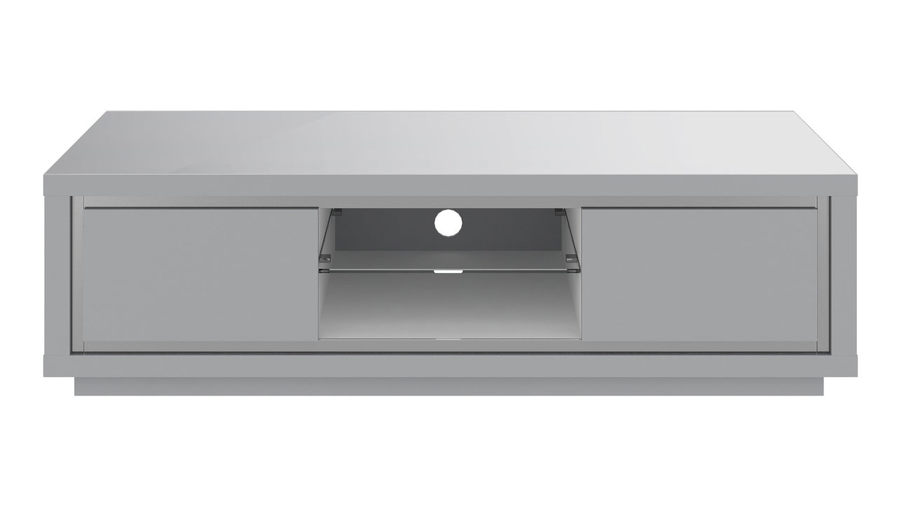 Kyoto Grey TV Unit with LED