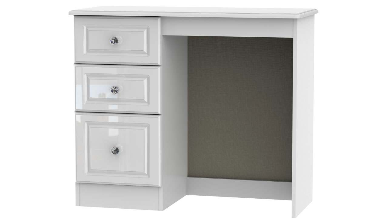 Ferndale 3 Drawer Dressing Table - AHF Furniture & Carpets