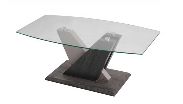Zenith Coffee Table - AHF Furniture & Carpets