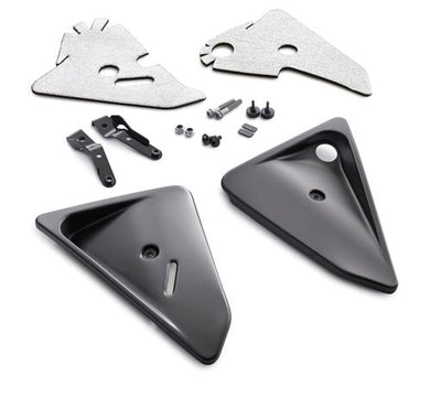 KTM 60303965044 CARBON SIDE FAIRING ADVENTURE