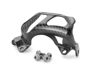 KTM 77713975120 BRAKE CALIPER GUARD CARBON FIBER