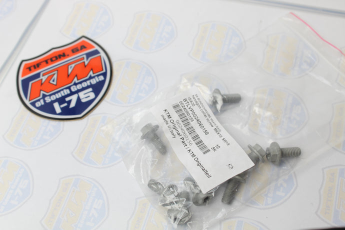 0024060156 HH Collar Screw M6X15 TX30