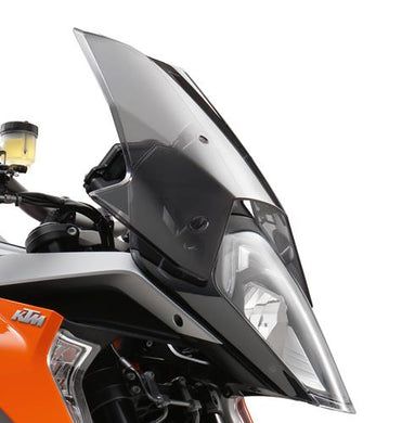 KTM 00010000294 1290 Super Duke Windshield Tinted
