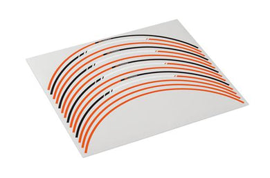 KTM 61309999000 RIM STICKER KIT