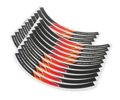 KTM 78109999000 RIM RING STICKER SET