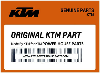 KTM 45104066000 CHAIN SLID. GUARD FRO. MINI 02