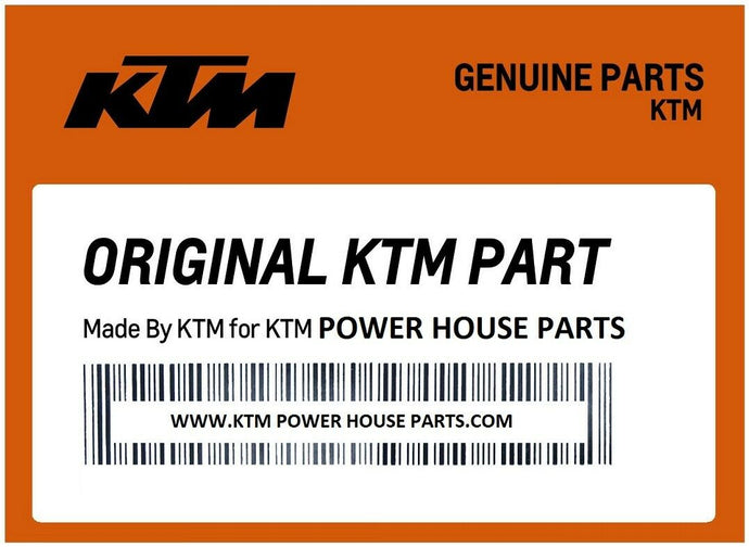 KTM 93003082000 Bolt socket M6X1XL22 BLK steped