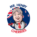 Mr Henry Cherries logo