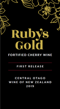 Load image into Gallery viewer, Case of Ruby's Gold Fortified Cherry Wine 12 x 375ml bottles - FreshFruit