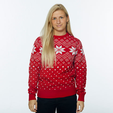 The Elegant Christmas Sweater