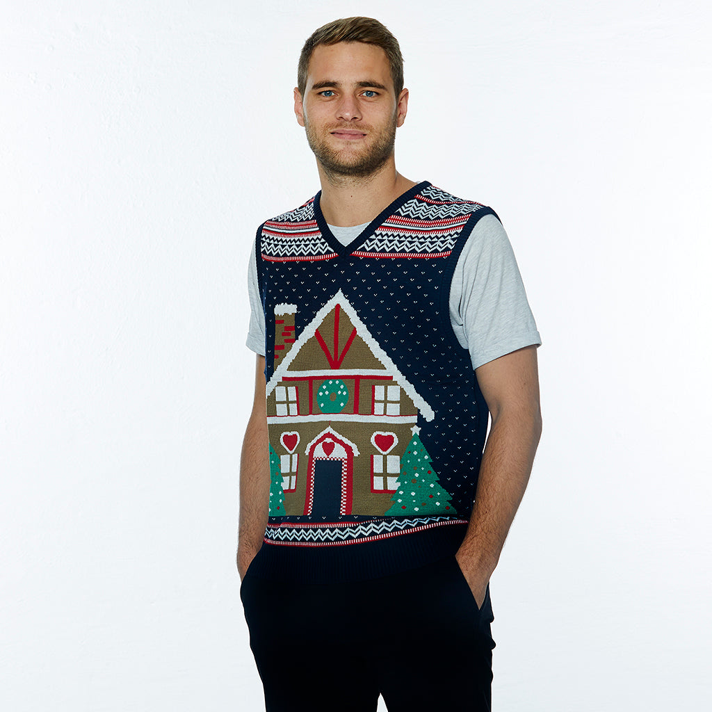 The Christmas Sweater Vest