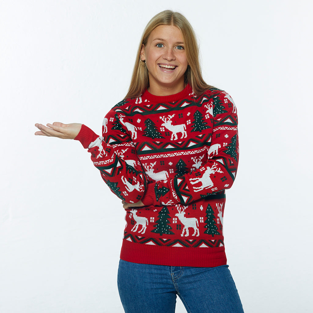 The Christmas Party Sweater
