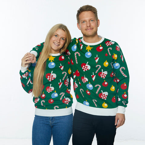 The Christmas Tree Sweater