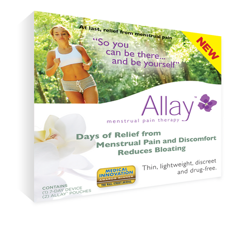 Allay® Menstrual Pain Therapy - 10 Months