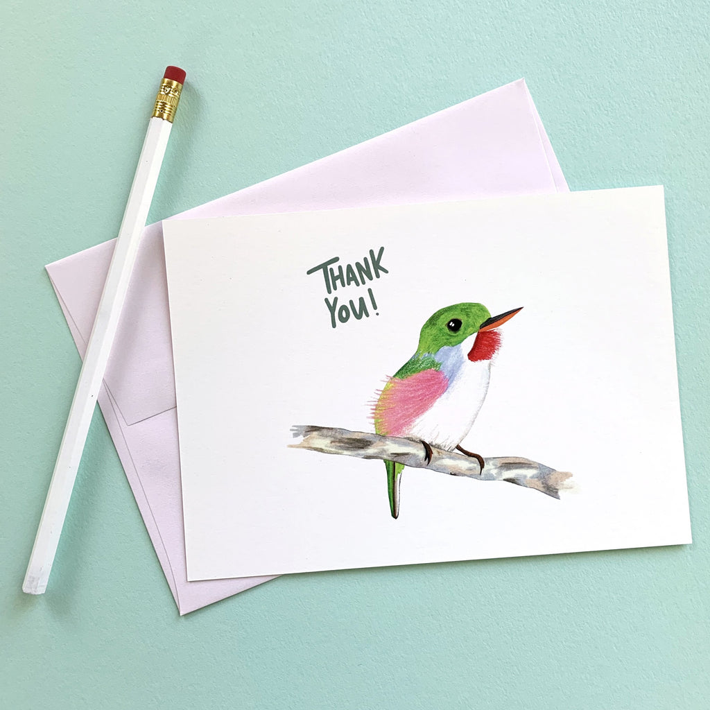 Thank you!  Notecard