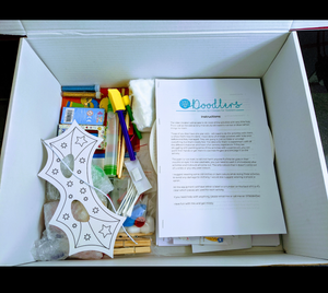 Doodlers Home-Kit Box