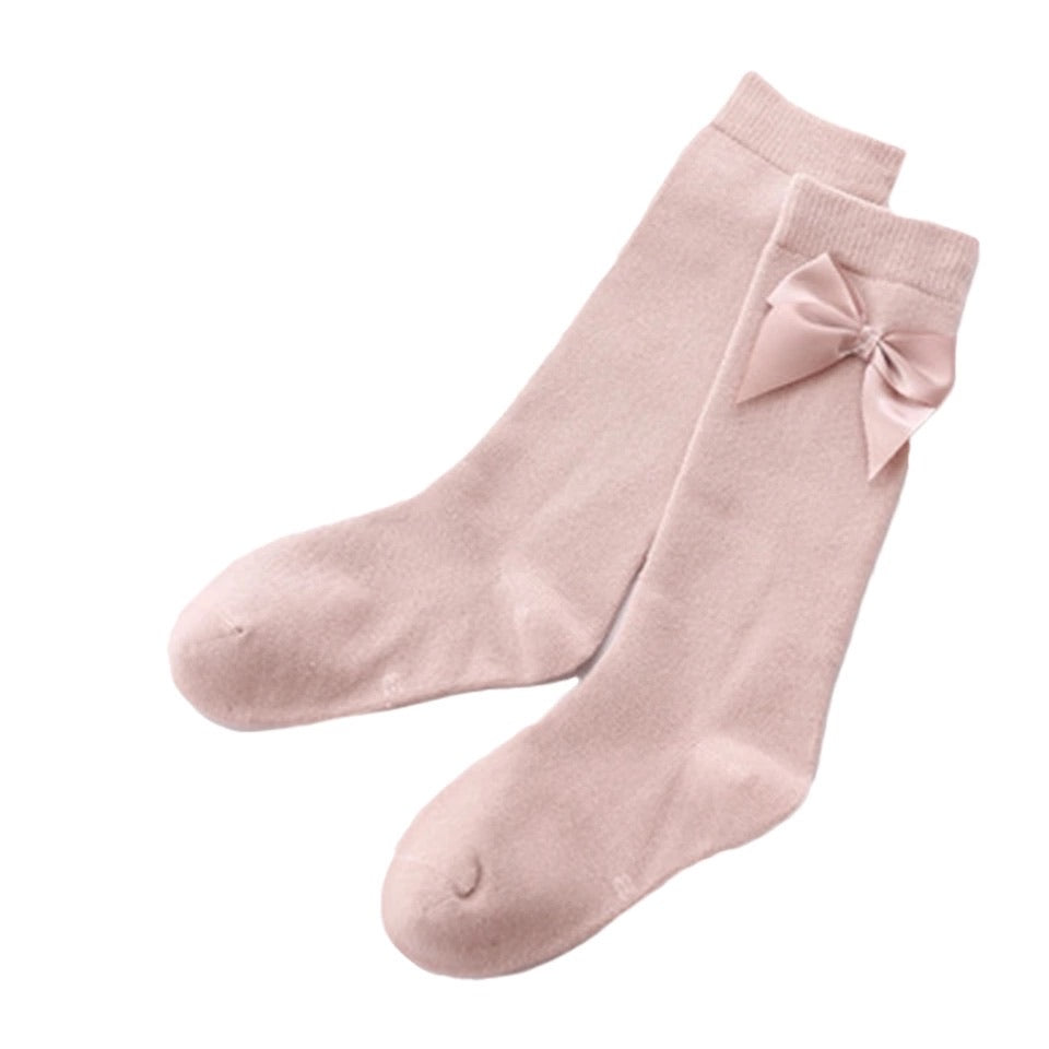 Bella Bow Sock