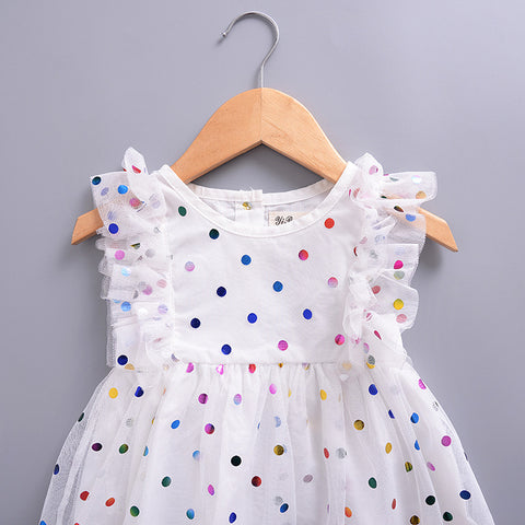 90s Baby Party Dress